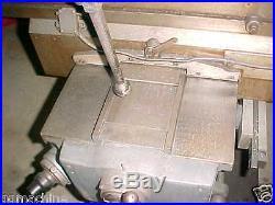 2 hp Bridgeport Series II Special Milling Machine, 11 x 58 table, DRO, Servo PF