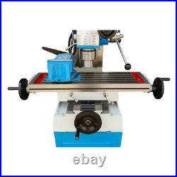 31 x 9.4 Milling and Drilling Machine ZX Rotary Head ±45º Gear Drive Metal