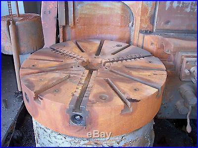 36 Bullard Vertical Turret Lathe