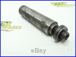 5 HSS STAGGERED TOOTH MILLING CUTTERS 2-1/8 WITH 3/4 BORE & 1 SHANK ARBOR