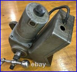 6F Power Feed for X-Axis on Bridgeport milling (mill) machine Powerfeed