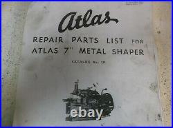 7 Atlas Shaper