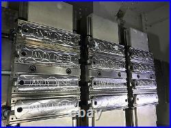 8 Steel Jaws for 6 Vise, Mitee-Bite Talongrip & Versagrip In One