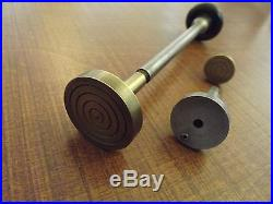 8mm Cement / Wax Chuck Set for Watchmakers Lathe