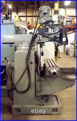 #9537 Sharp 3 Axis CNC Vertical Milling Machine