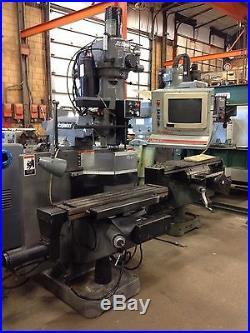 #9586 Used Bridgeport Series I CNC Vertical Milling Machine