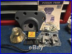 ALSGS AL-510S, X AXIS POWER FEED, FITS BRIDGEPORT AND COPIES