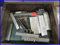AMMCO 7 Metal Shaper Milling Machine Single Phase 1 PH 115v NICE