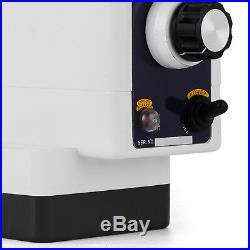 AS-250 150Lbs Torque Power Feed Milling Machine X-Axis 110V Bridgeport 0-200RPM