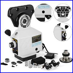 AS-250 150Lbs Torque Power Feed Milling Machine X-Axis Bridgeport L. A