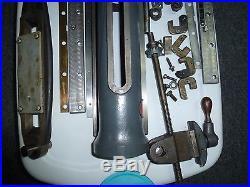 ATLAS 7B SHAPER RAM RESTORATION PARTS