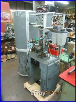 Aciera Model F1 Universal Precision Milling Machine, Equipped with Haas CNC -5C
