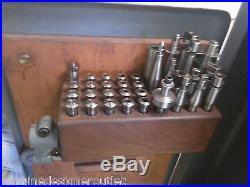 Aciera Swiss F1 Milling Machine With Accessories & Manual