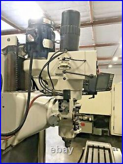 Acra 12 X54DM2VS CNC Bed Mill WithAnilam 1100 Control, FAB214