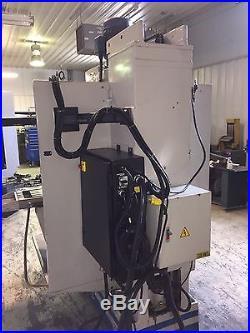 Acra Cnc Bed Mill Fryer Bridgeport Milling Machine Mach 3 Retrofit