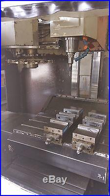 Acra Vertical Cnc Machine FMC-610 and V2009