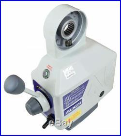 Align Taiwan Y Axis Power Feed Knee Mills Bridgeport & Other Milling Machine