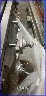 Alliant 9x42 Milling Machine and R8 collets Bridgeport type