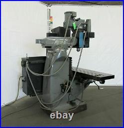 Alliant cnc 3 axis milling machine 9x 48