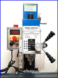 Amadeal VM25L R8 with Belt Drive & Brushless Motor