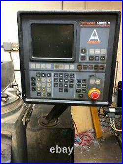 Anilam vertical milling machine