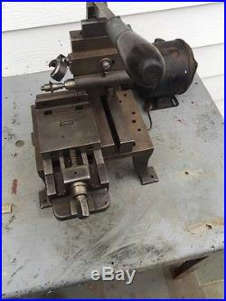 Antique Work Bench Manual Milling Machine