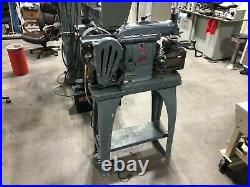 Atlas 7B 7 inch Metal Shaper with Stand Tool holder Vise Sears Craftsman Bench