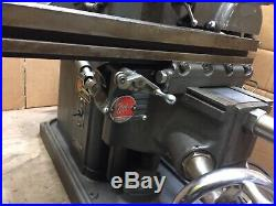 Atlas Horizontal Mill MFC milling machine