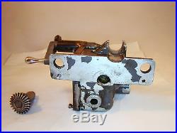 Atlas MFC Milling Machine Table Feed Gearbox