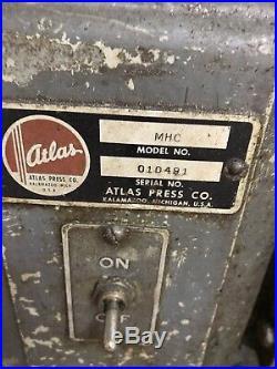 Atlas MHC Milling Machine