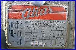 Atlas M. F. Horizontal Milling Machine