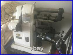 Atlas mfc horizontal milling machine by craftsman in good condition