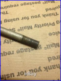 Atlas milling machine draw bar