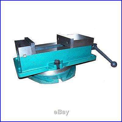 BOLTON 5 1/2 Opening Precision Machine Milling Drilling Vise w Swivel Base