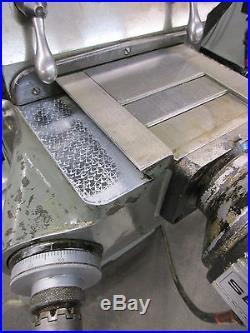 BRIDGEPORT 3-AXIS SERVO CNC MILL 9 x 42 Table, 2-Axis DRO, 2HP Series 1