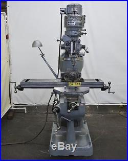 BRIDGEPORT 9 x 42 Vertical Milling Machine