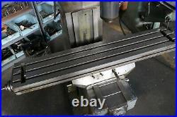 BRIDGEPORT 9 x 48 VERTICAL MILLING MACHINE, SERIES 1