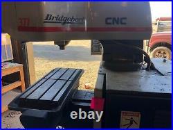 BRIDGEPORT CNC Mills 2 available parts or repair
