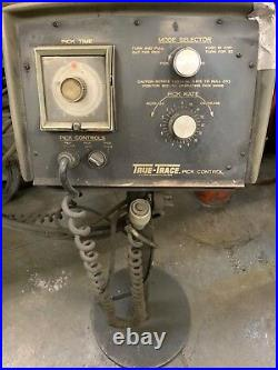 BRIDGEPORT, Control-path automatic 360/3D, KNEE MILL, TRUE TRACE, PATTERN TRACER