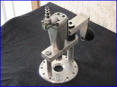 BRIDGEPORT MILLING MACHINE POWER FEED POWER DRAWBAR 3/8 IMPACT WRENCH