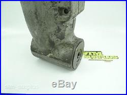 BRIDGEPORT RIGHT ANGLE MILLING ATTACHMENT FOR MILLING MACHINES With R8 SHANK