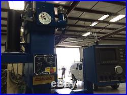 BRIDGEPORT SERIES II CNC VERTICAL MILL AND MILLING MACHINE