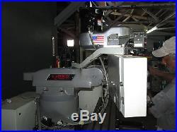 BRIDGEPORT SERIES I EZ-TRAK DX 2-AXIS VERTICAL KNEE MILL With CHROME WAYS