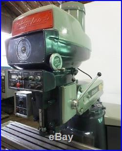 BRIDGEPORT VERTICAL MILLING MACHINE Series II (28922)