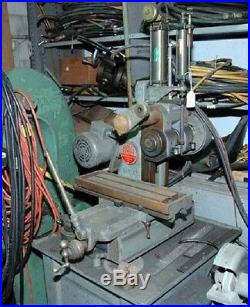 Barker Horizontal Milling Machine (Inv. 8124)