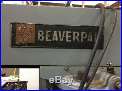 Beaver Machine/Balding Vertical Milling Machine, Model VBRP