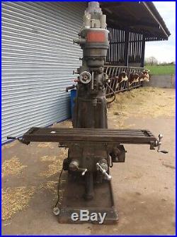 Beaver Mill Milling Machine