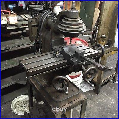 Benchmaster MV1 Milling Machine