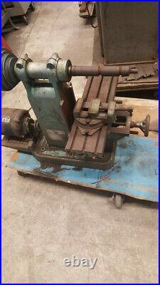 Benchmaster Milling Machine Horizontal Mill Model MH4