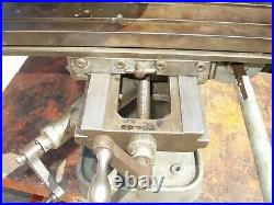 Benchmaster Vertical Milling Machine
